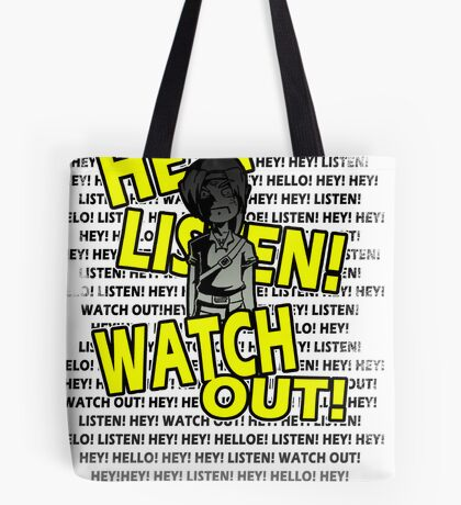HEY HEY! Tote Bag
