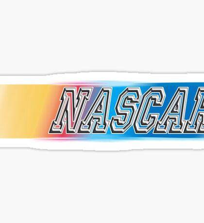 NASCAR, MOTORSPORT, CAR, RACE, RACING, National Association for Stock Car Auto Racing Sticker
