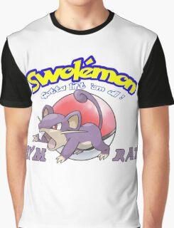 Pokemon - Gym Rat Graphic T-Shirt
