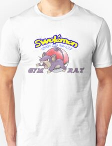 Pokemon - Gym Rat Unisex T-Shirt