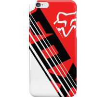 Savant red iPhone Case/Skin
