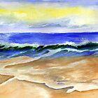 By the sea by Elizabeth Kendall