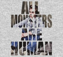 All Monsters Are Human by STRYX