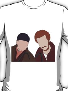 Harry and Marv, Home Alone Faceless T-Shirt