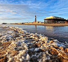 Blackpool, England by FyldePhotos