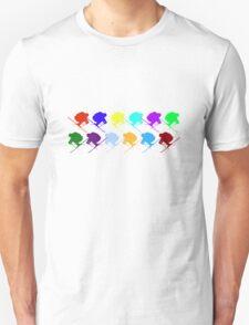 Ski Cross!!!!!!! Unisex T-Shirt