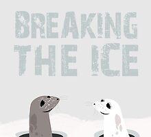 Breaking The Ice by tonadisseny