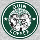 Tegan and Sara coffee alternative 1 by wallfl0wer