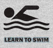 Learn to swim by Cattleprod