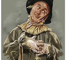 The Scarecrow by tsantiago