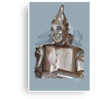 The Tin Man Canvas Print