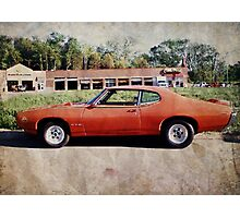 Classic American Muscle Photographic Print