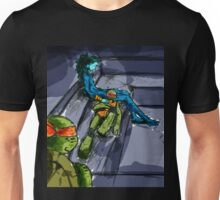 TMNT - Couch cushion bingo Unisex T-Shirt