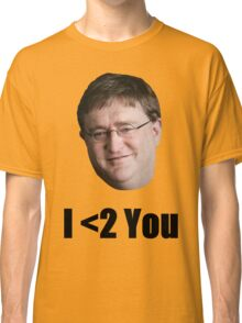 We <2 You Too Gabe Classic T-Shirt
