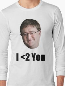 We <2 You Too Gabe Long Sleeve T-Shirt