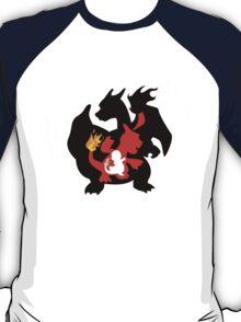 Pokemon Charizard X T-Shirt
