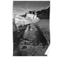 Orwell Wreck Poster