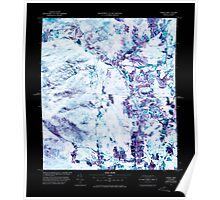 USGS Topo Map  Vermont VT North Troy Station 337765 1978 25000 Inverted Poster