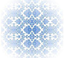 blue lace by Federica Cacciavillani