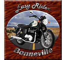 Triumph Bonneville Easy Rider Photographic Print
