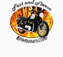 Triumph Bonneville Fast and Fierce Unisex T-Shirt