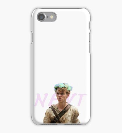 NEWT FLOWER (MAZE RUNNER) iPhone Case/Skin