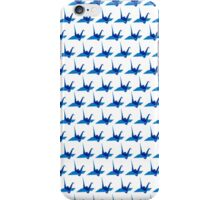 small origami pattern iPhone Case/Skin