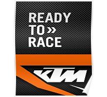 KTM SUPERDUKE Poster