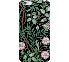 William Morris Wild Rose Wallpaper iPhone Case/Skin