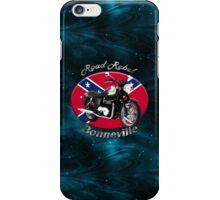 Triumph Bonneville Road Rebel iPhone Case/Skin