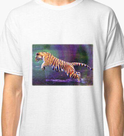 4-D tiger Classic T-Shirt