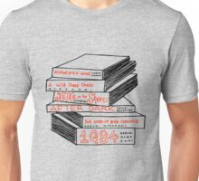 Haruki Murakami Book Stack Unisex T-Shirt