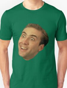 another nick cage face T-Shirt