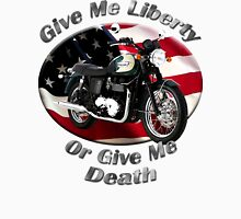 Triumph Bonneville Give Me Liberty Unisex T-Shirt
