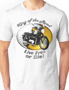 Triumph Bonneville King Of The Road Unisex T-Shirt