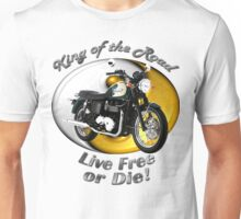 Triumph Bonneville King Of The Road Unisex T-Shirt
