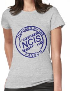 Hijacked by the NCIS Fandom Womens Fitted T-Shirt
