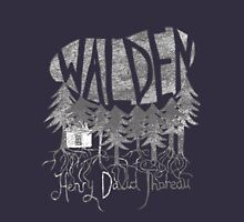 Walden (grey) Unisex T-Shirt