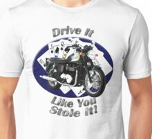 Triumph Bonneville Drive It Like You Stole It Unisex T-Shirt