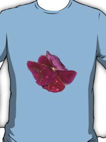 Flower of Violet Purple T-Shirt