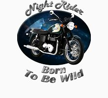 Triumph Bonneville Night Rider Unisex T-Shirt