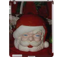 HoHoHo Cookie Jar iPad Case/Skin