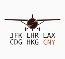 Small Airplane Design and Canyonlands Field - Moab's Best Airport by strayfoto