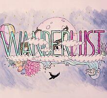 A Lust for Wandering by Eddie Jaworenko