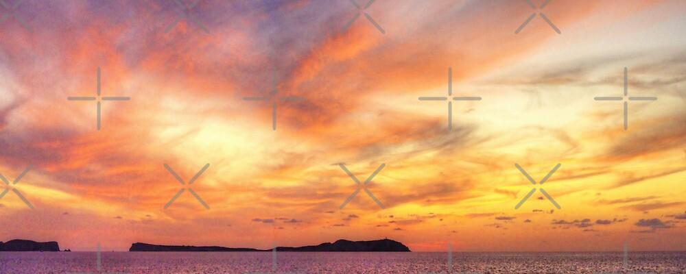 Ibiza Sunset by Tom Gomez