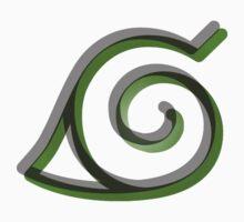 Leaf Village Symbol by Jackydile