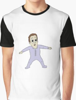 Quinton - The Big Lez Show Graphic T-Shirt