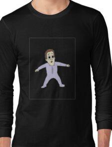 Quinton - The Big Lez Show Long Sleeve T-Shirt