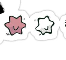 Soot Pacman Sticker