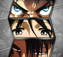 Survey Corps by jpmdesign